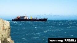 Крим, Чорне море, 20 квітня 2021 року