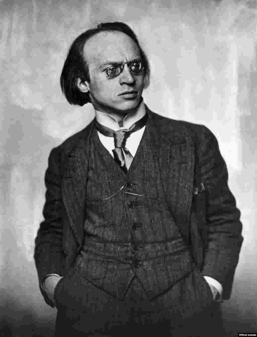 Portretul lui Helwarth Walden, 1918.