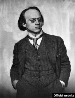 Portret al lui Herwarth Walden din 1918