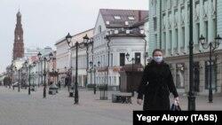Архивное фото. Казань