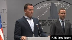 Grenel i Beler u Prištini nakon susreta u Vladi Kosova