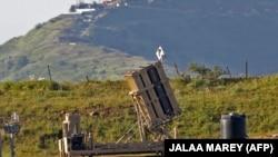 Ysraýylyň Iron Dome atly raketadan goranyş sistemasy, Golan beýiklikleri