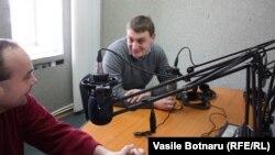 Cornel Ciurea și Radu Vrabie, un schimb de opinii în studioul Europei Libere