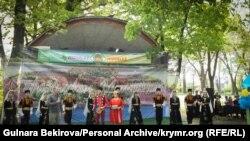 Празднование Хыдырлеза в Мелитополе. Архивное фото