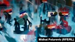 Vizuelizacija i digitalna kontekstualizacija Dejtonskog sporazuma, ilustrativna fotografija