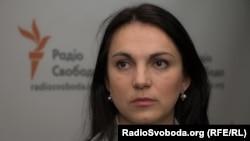 Ukraina halq deputatı, Ukraina Yuqarı Radasınıñ Çetel işleri boyunca komitetniñ reisi Hanna Hopko