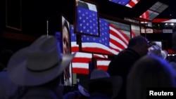 Съезд республиканской партии США в Тампе, штат Флорида, 27 августа 2012 года