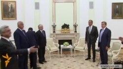 Саргсян: Очень важно, чтобы выполнялись достигнутые договорённости по вопросу Карабаха
