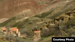Монастырский комплекс Давид-Гареджи (архивное фото)
