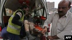 Оказание скорой медицинской помощи. Пакистан. Иллюстративное фото.