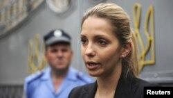 Украинаның экс-премьері Юлия Тимошенконың қызы Евгения.