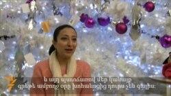 Վրացի, ադրբեջանցի, ռուս եւ ղրղըզ լրագրողները՝ Ամանորը նշելու ավանդույթների մասին