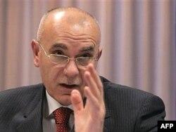 Ministar Boro Vučinić