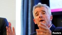Майкл О'Лери, раҳбари иҷроияи ширкати ҳавоии Ryanair