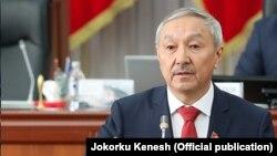 Бактыбек Турусбеков.