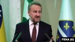 Bakir Izetbegović, zamjenik predsjedavajućeg Doma naroda Parlamentarne skupštine BiH