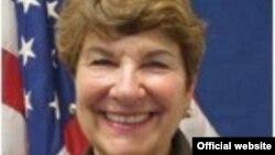 Сьюзэн Жейкобс, АКШ Мамдепартаментинин балдар иштери боюнча атайын кеңешчиси.