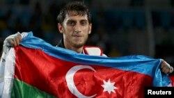 Rio 2016-da Azərbaycana yeganə qızılı taekvondoçu Radik İsayev qazandırıb