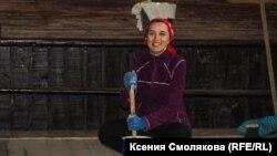 Юля Зюзляева в клубе