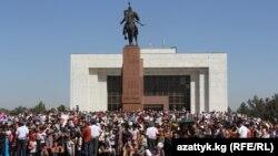 Бишкектеги Тарых музейи. 2012-жыл, 31-август.