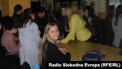 Средношколци на натпревар по физика во Куманово