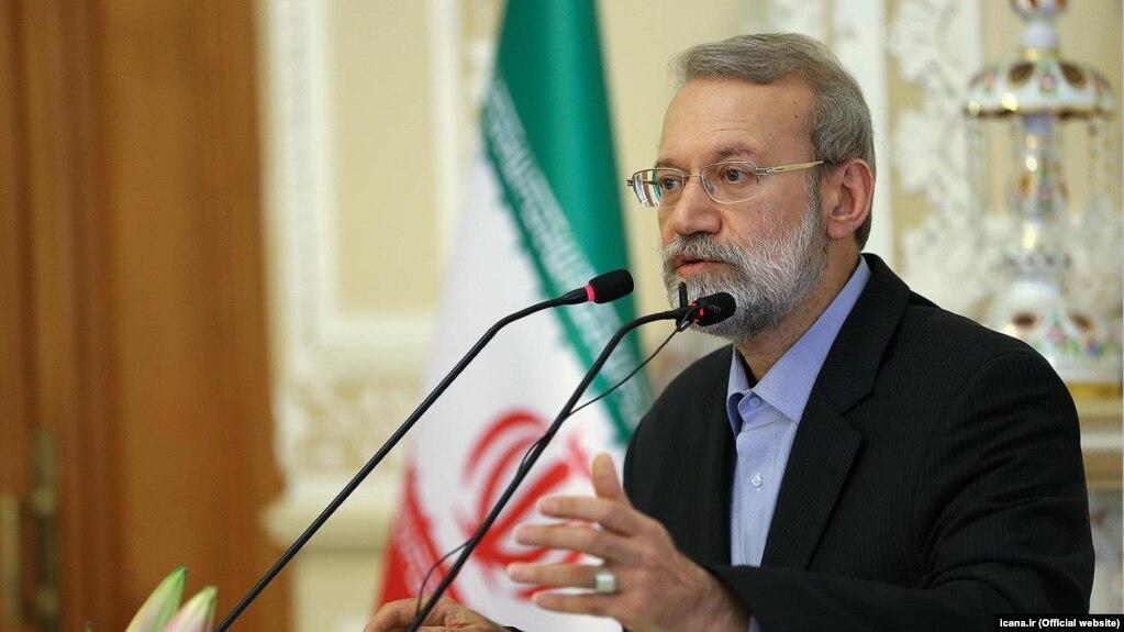 علی لاریجانی: در مورد دریای خزر «غوغا» به پا شد