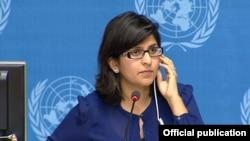 شمدسانی: سازمان ملل متحد در هر حالت با مجازات اعدام مخالفت دارد.