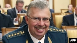 Russian Federal Customs Service Andrei Belyaninov (file photo)