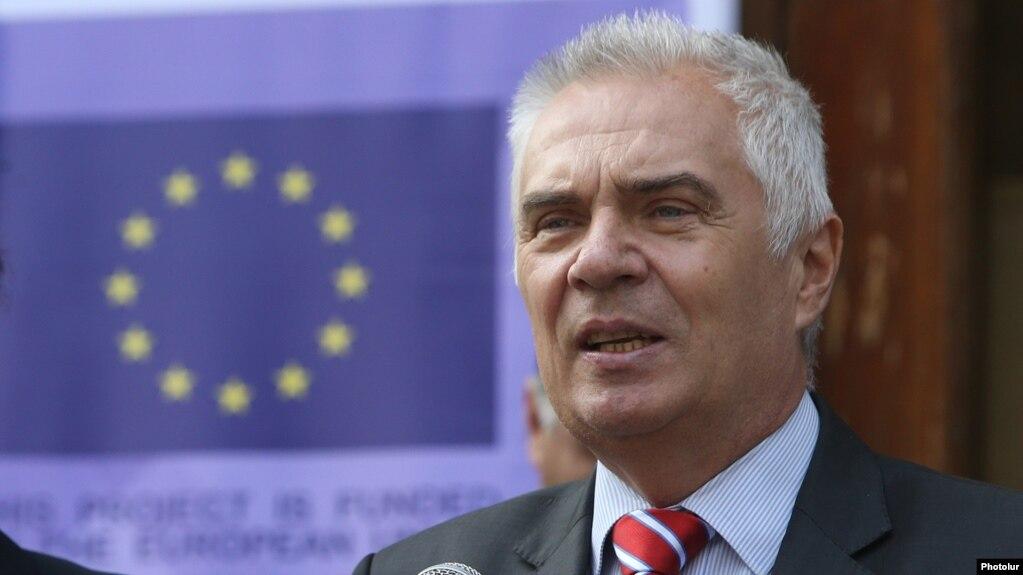 Посол ЕС в Армении: «Поможем превратить надежду в реальность»