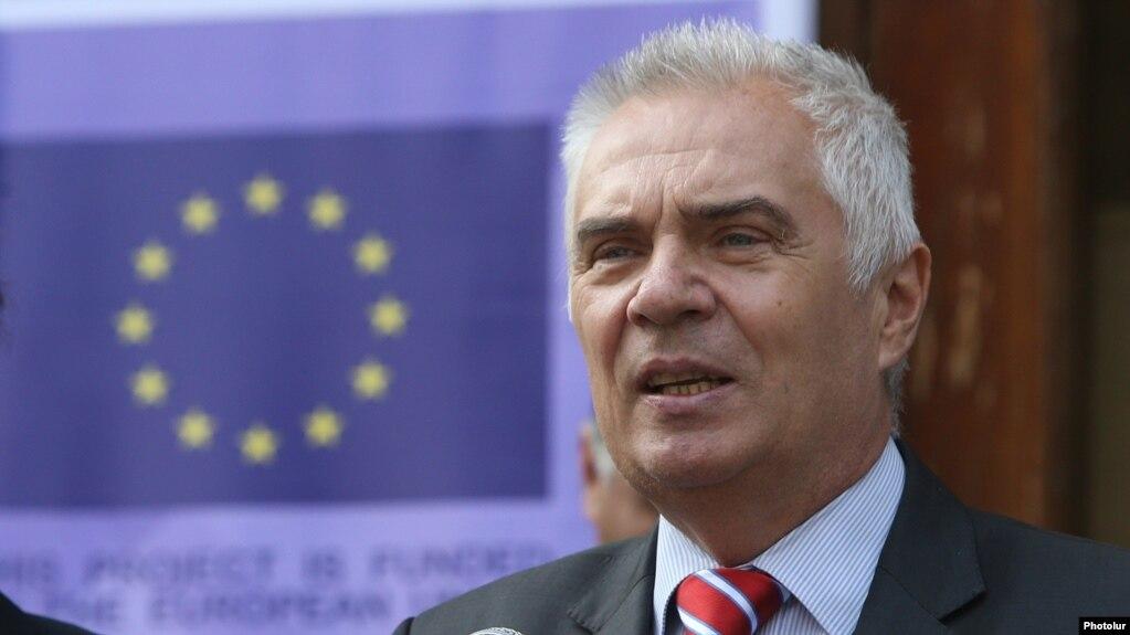 ЕС готов содействовать судебным реформам в Армении – Свительский
