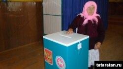 Татарстанның Теләче районы Шәтке авылында референдум үтә. 2014 ел, июнь