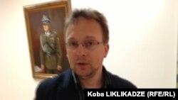 """იარომირ ნოვაკი, სლოვაკეთის ახალი ამებების ინგლისურენოვანი სააგენტოს """"სლოვაკ ნიუს ეიჯენსის"""" ევროპული ბიუროს კორესპონდენტი"""