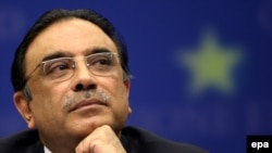 Pakistani President Asif Ali Zardari has rejected accusations that the bill undermines Pakistani sovereignty.