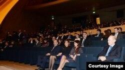 Mehriban Əliyeva konsertdə