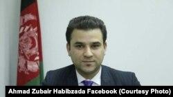 محمدزبیر حبیبزاده، سخنگوی بنیاد انتخابات شفاف افغانستان (تیفا)