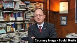 Ministrul de externe român Bogdan Aurescu