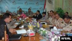 جلسة لمجلس محافظة ميسان لمناقشة الوضع الامني