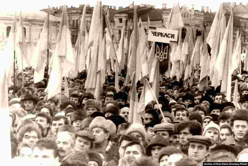 Представники Черкащини також присутні