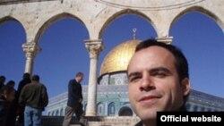 Iranian-Canadian blogger Hossein Derakhshan