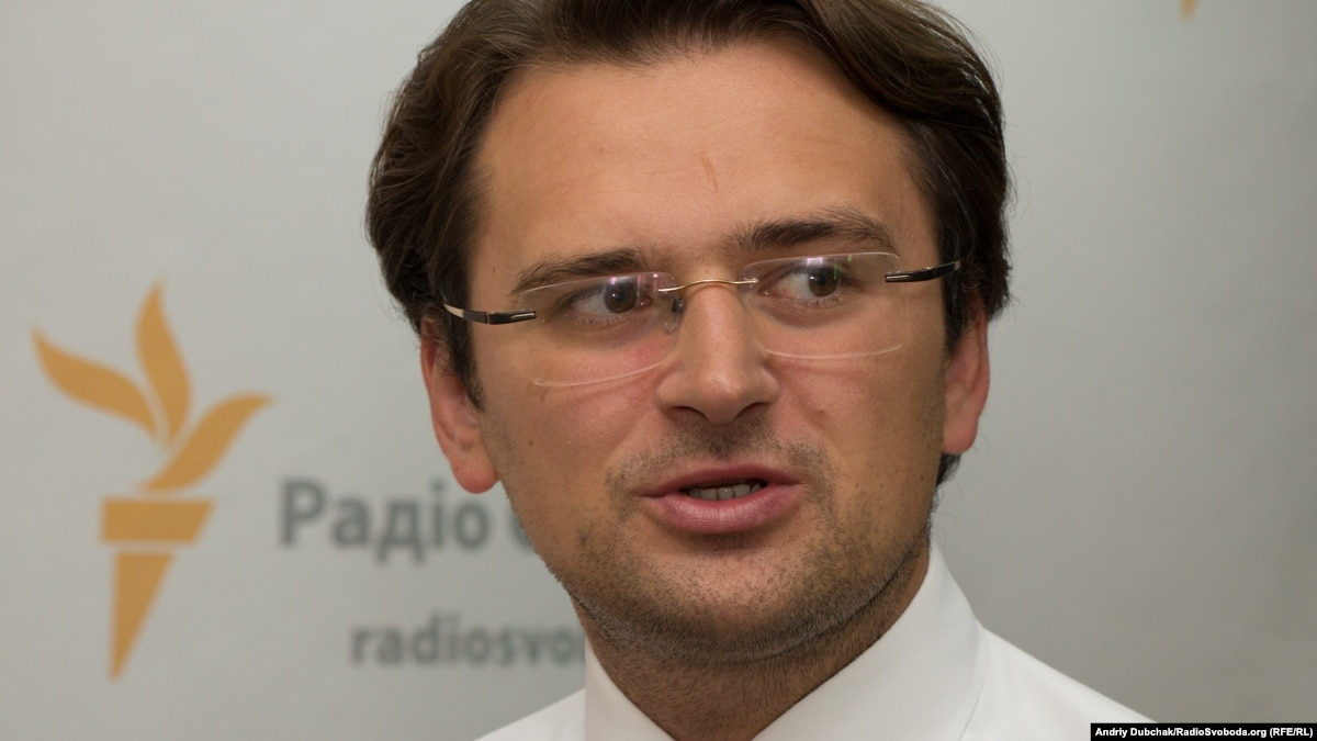 Кулеба: Арахамия поддерживает курс на ЕС, «все остальное – фигура речи»