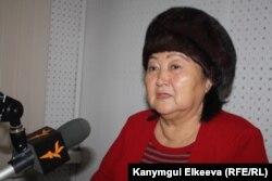 Меңди Мамазаирова