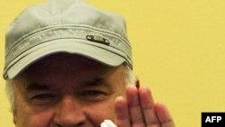 Бывший командующий войсками боснийских сербов Ратко Младич