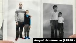 Казимир Марданов в 1977 и 2018 гг.