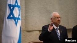 Президент Израиля Реувен Ривлин (архив)