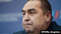 Очільник угруповання «ЛНР» Ігор Плотницький
