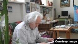 Народный художник Чувашии Анатолий Силов. Фото из личного архива