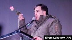 Саакашвили Михаил.