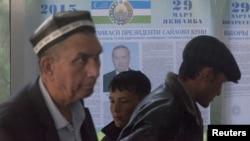 Амалдаги президент Ислом Каримов учун бу тўртинчи сайловдир.