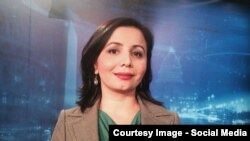 Америка овози радиоси журналисти Навбаҳор Имомова