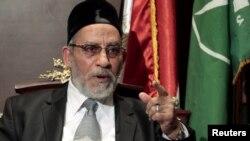 Lider Muslimanskog bratstva Mohamed Badie